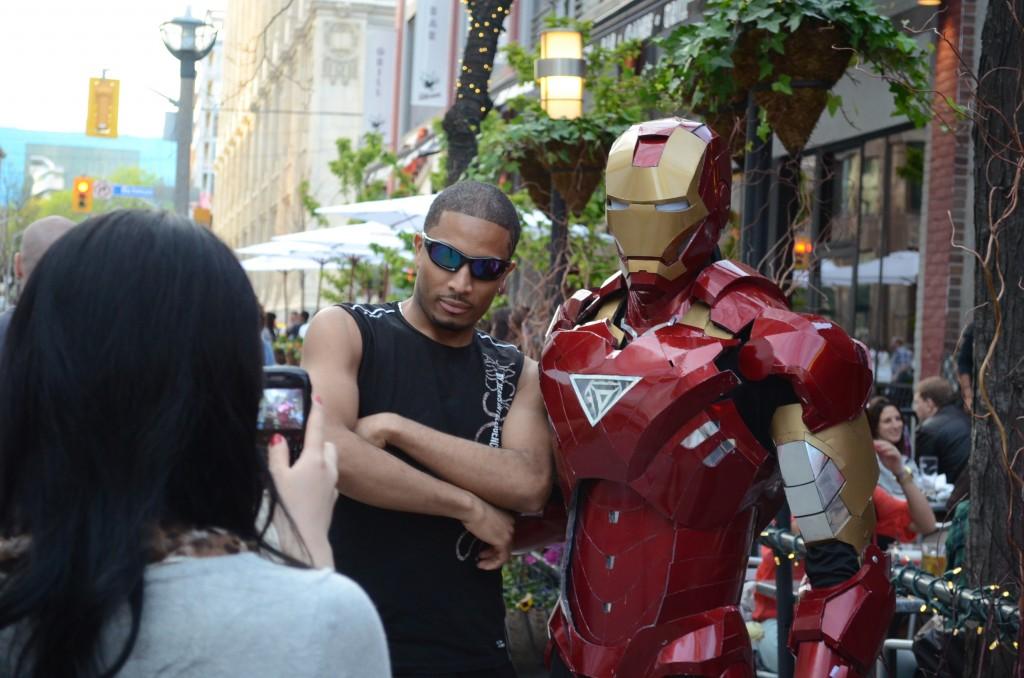 Iron Man Mark Xlv Mk 45 Age Of