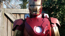 Iron Man Armor Costume Do It Yourself