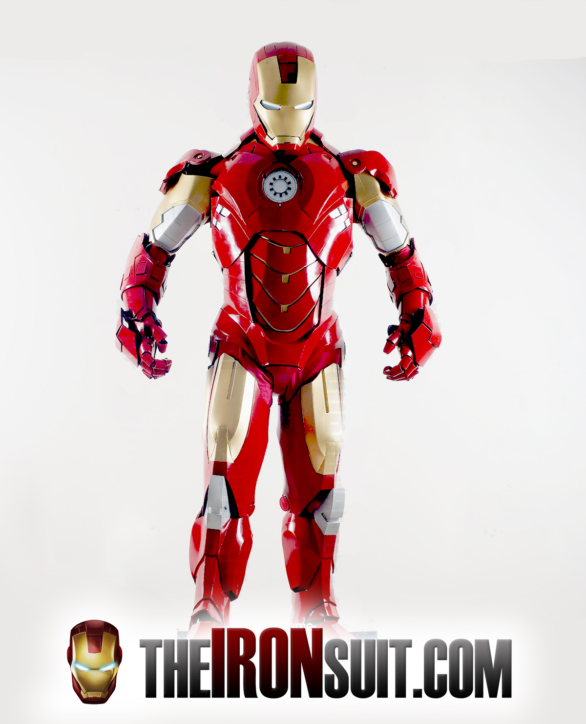 Iron Man Suit Mark IV (Mark 4)