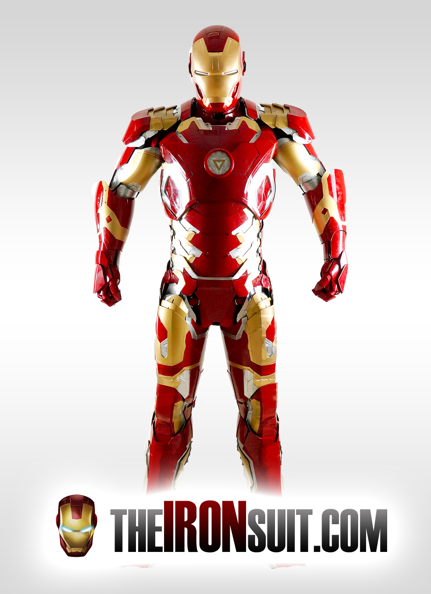 wearable real iron man suit costume mark xliii mk 43 the iron suit build or buy the iron. Black Bedroom Furniture Sets. Home Design Ideas