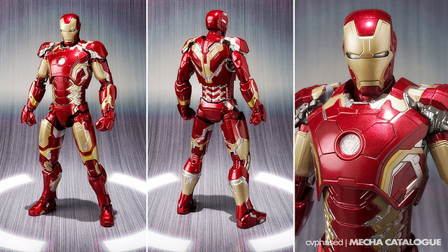 Mark 43 iron Man Suit & Wearable Real Iron Man Suit Costume Mark XLIII (MK 43) u2014 The Iron ...