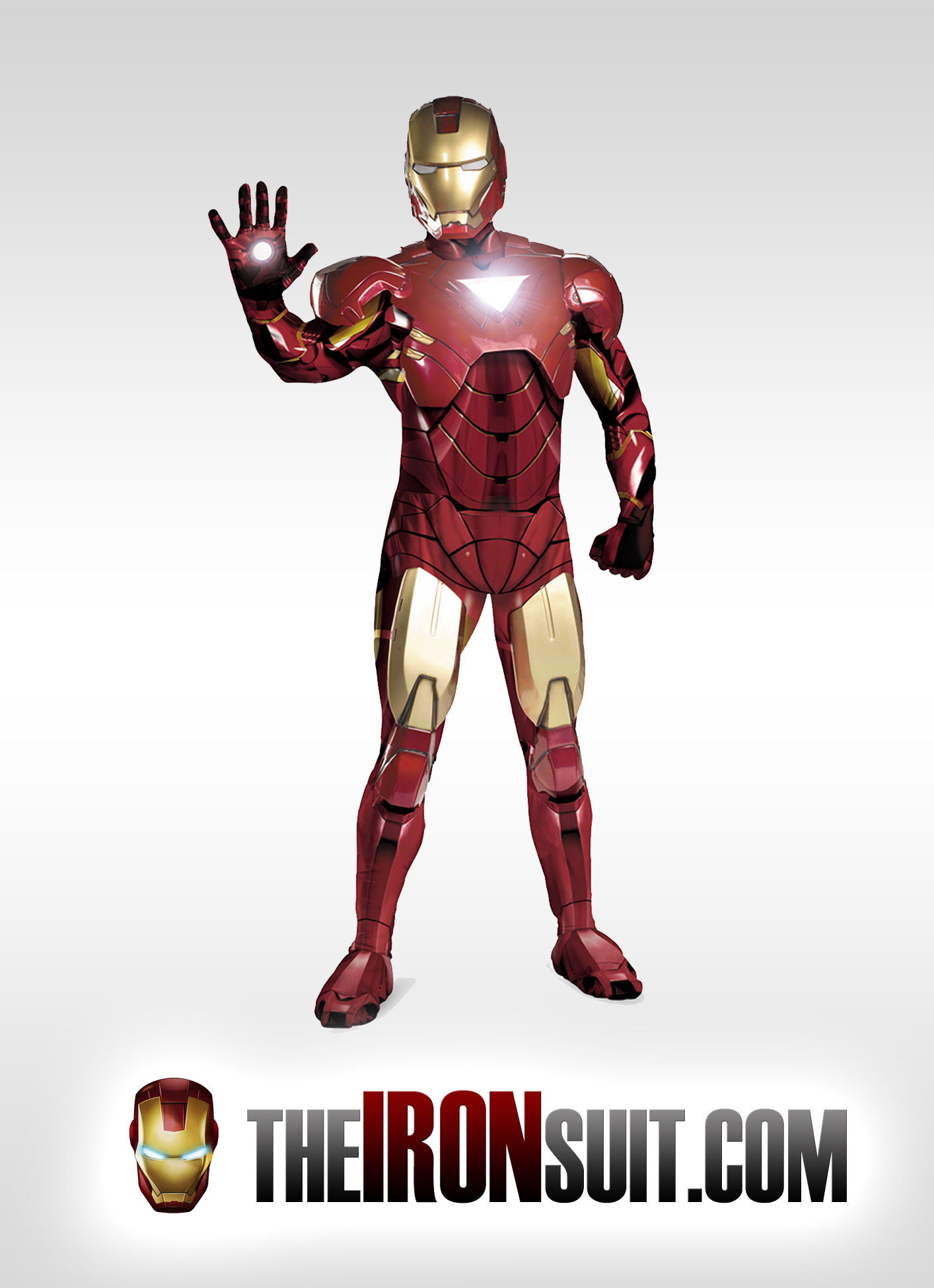 Iron Man Suit Mark XLIII (Mark 43)