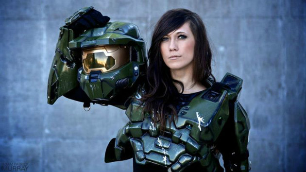 Female Master Chief Costume Do It Yourself