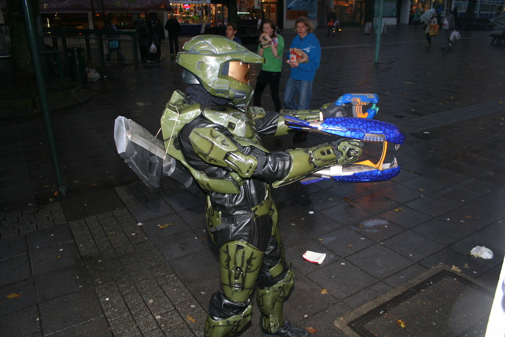 Master Chief Collection Costume Do it Yoursefl
