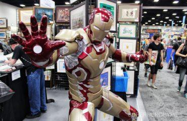 Ironman Armor Costume Suit