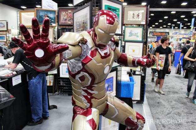 How To Make U$1,000 Per Day With An Iron Man Armor Costume?