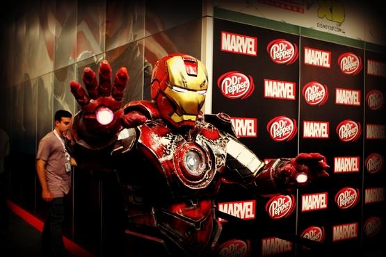 IronMan Armor Costume
