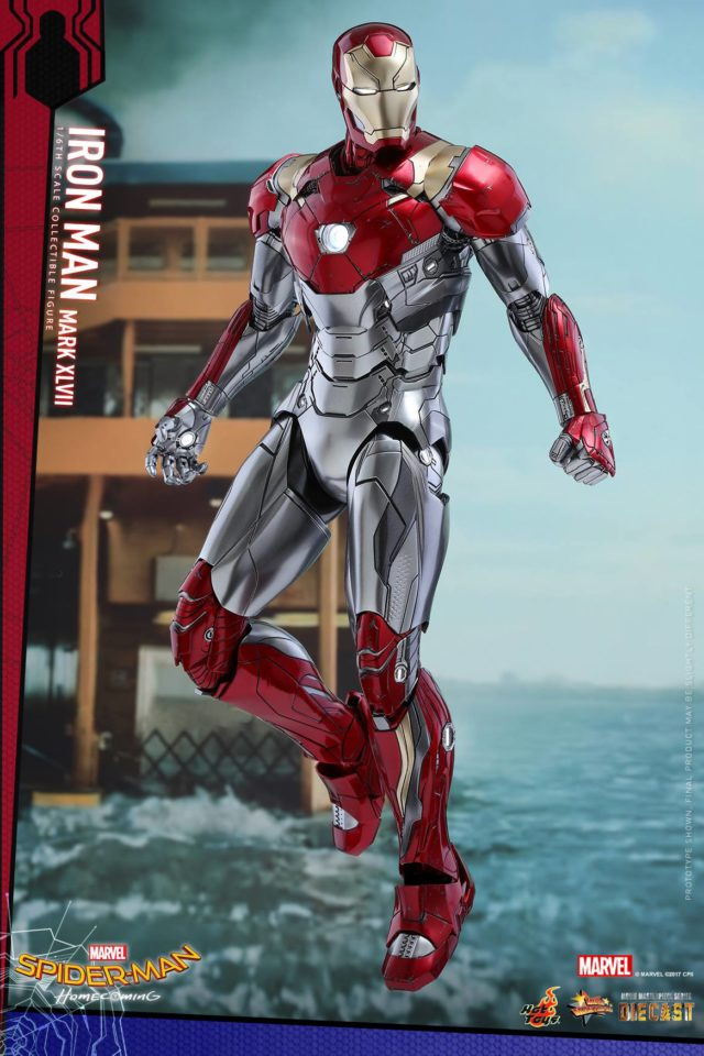 Build Iron Man Mark XLVII Armor Costume Suit