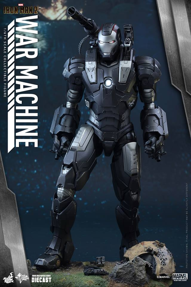 Build War Machine Mark II Armor Costume Suit