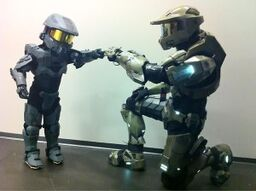 Master Chief Collection Costume Do It Yourself`
