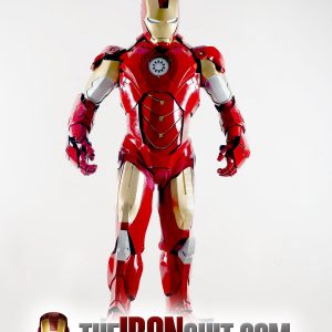 Iron Man Suit Mark XLVII 4