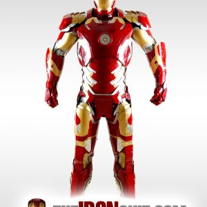 Iron Man Suit Mark XLIII