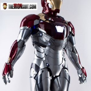Iron Man Suit Mark XLVII 1